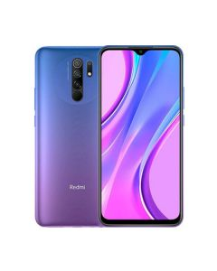 XIAOMI Redmi 9 4/128GB Dual sim (blue) no NFC