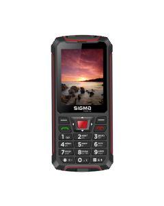Sigma Comfort 50 Outdoor (red)