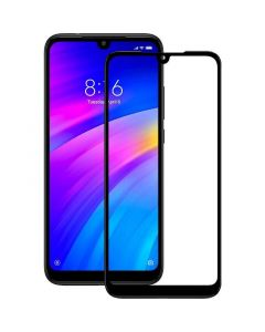 Защитное стекло для Xiaomi Redmi 7 5D Black