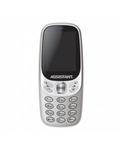 Assistant AS-203 (silver)