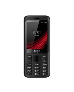 Ergo F285 Wide Dual Sim (black)