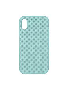 Чехол 2E для iPhone XS Dots Mint