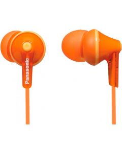 Наушники PANASONIC RP-HJE125E-D (Orange)