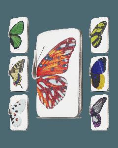 Сумка кожаная Бабочка (размер №5)/7.5*13.5 Butterfly