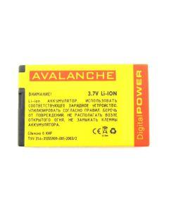 АКБ Samsung C5212/C3212/C3010/C3300 1000 мАч Avalanche Prem