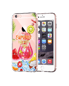 Silicon Diamond Case Xiaomi Redmi Note 3 Cocktail Series Summer Cocktails