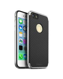 Чехол накладка iPAKY для iPhone 7/8/SE 2020 Black/Silver
