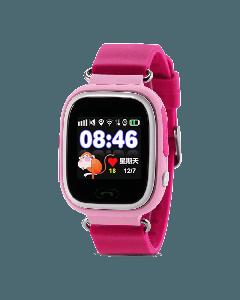 Детские умные часы Smart Baby Watch Q90 Pink