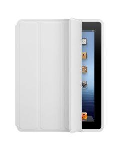 Leather Case Smart Cover for iPad Mini 4 White
