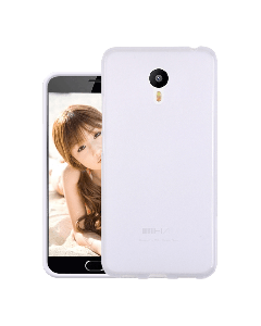 Original Silicon Case Meizu M5 White