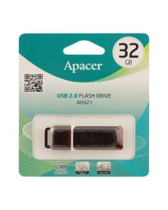 Apacer AH321 32Gb (Red) USB 2.0