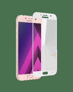 Защитное стекло для Samsung A7-2017/A720 2D White