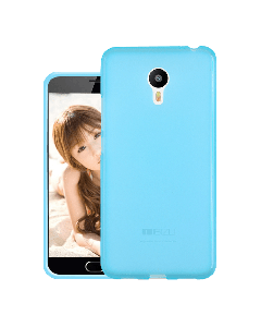 Original Silicon Case Meizu M5 Blue