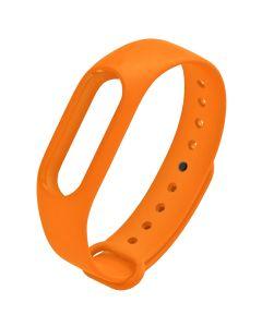 Ремешок для браслета Xiaomi Mi Band 2 Original Orange