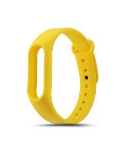 Ремешок для браслета Xiaomi Mi Band 2 Original Yellow
