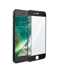 Защитное стекло Eclat iLera для iPhone 7/8 3D Black (EclGl1117BI3D)