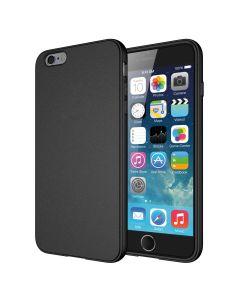 Silicon Gentelmen Case iPhone 7 Plus Black