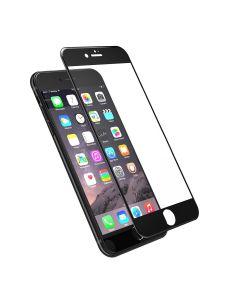 Защитное стекло для iPhone 7 Plus/8 Plus 3D Black (тех.пак)