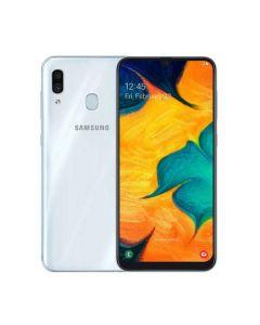 Samsung Galaxy A30 2019 SM-A305F 3/32GB White (SM-A305FZWU) УЦЕНКА