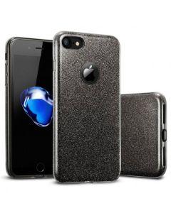 Чехол накладка Dream Case для iPhone X Black