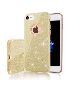 Чехол накладка Dream Case для iPhone X Gold