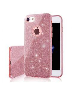 Чехол накладка Dream Case для iPhone X Pink