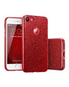 Чехол накладка Dream Case для iPhone X Red