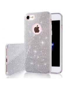 Чехол накладка Dream Case для iPhone X Silver