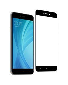 Защитное стекло для Xiaomi Redmi Note 5a/Note 5a Prime 3D Black