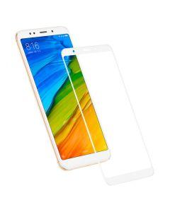 Защитное стекло для Xiaomi Redmi 5 3D White
