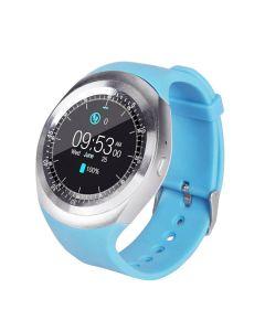 Смарт-часы UWatch Y1 Silver/Blue