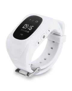 Детские умные часы Smart Baby Q50 (GW300) GPS Smart Tracking Watch White