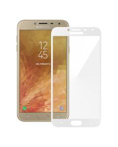 Защитное стекло для Samsung J4-2018/J400 3D White