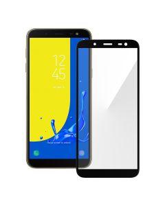 Защитное стекло для Samsung J6-2018/J600 3D Black