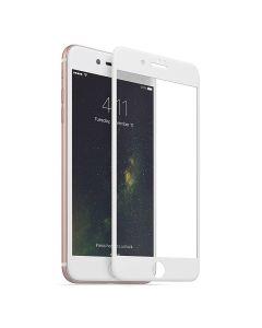 Защитное стекло для iPhone 7 Plus/8 Plus 5D White (тех.пак)