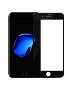 Защитное стекло для iPhone 7/8/SE 2020 5D Black (тех.пак)