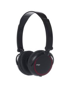 Наушники ERGO Ear VM-340 + mic Black