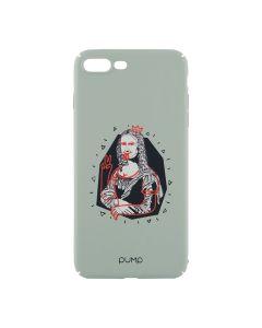 Чехол Pump Tender Touch Case для iPhone X/XS Mona Lisa
