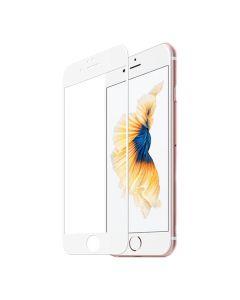 Защитное стекло для iPhone 6/6S 5D White (тех.пак)