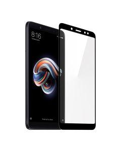 Защитное стекло для Xiaomi Redmi Note 5/Note 5 Pro 2D Black