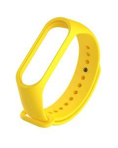 Ремешок для браслета Xiaomi Mi Band 3/4 Original Yellow