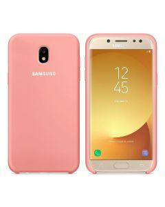 Чехол Original Soft Touch Case for Samsung J5-2017/J530 Pink