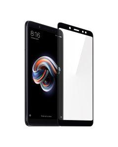 Защитное стекло для Xiaomi Redmi Note 5/Note 5 Pro 3D Black (тех.пак)