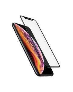 Защитное стекло для iPhone XS Max/11 Pro Max 5D Black (тех.пак)