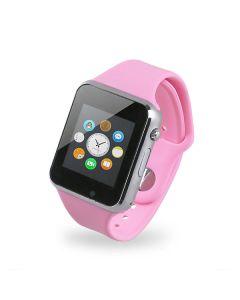 Смарт-часы Smart Watch A1 Pink УЦЕНКА