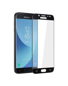 Защитное стекло для Samsung J5-2017/J530 5D Black (тех.пак)