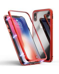 Чехол Magnet 360 Case iPhone XR Red