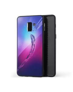 Silicon Mirror Case для Samsung J3-2017/J330 Water Wave