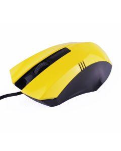 Проводная мышь Mato A78 Yellow