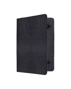 Сумка книжка универсальная для планшетов Lagoda 6-8 дюймов Black Manchester